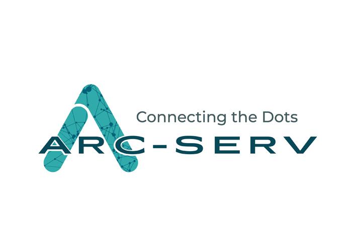 Arc-Serv Logo Design
