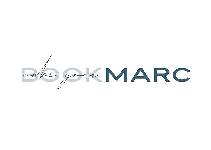 BookMarc Creative Logo Deisgn
