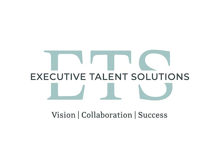 Executive Talent Solutions Logo Design