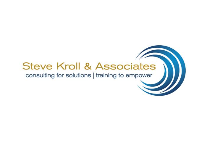 Steve Kroll & Associates Logo Design